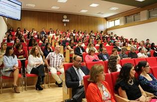 imagem do post do Jovens investigadores do Instituto Ricardo Jorge mostram trabalhos em diferentes áreas de atuação