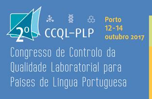 imagem do post do 2.º Congresso de Controlo da Qualidade Laboratorial para Países de Língua Portuguesa