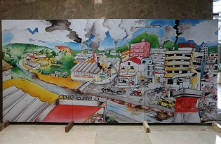 """imagem do post do Instituto Ricardo Jorge promove exposição """"Ambientes de Trabalho Saudáveis – Importância da Prevenção"""""""