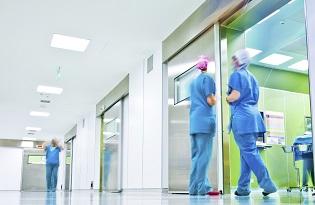 imagem do post do Controlo microbiológico do ar e superfícies em Unidades de Saúde