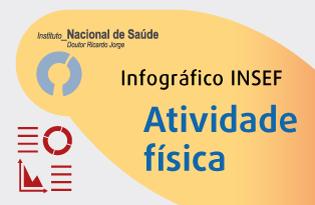 imagem do post do Infográfico INSEF ─ Atividade física