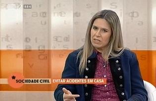 imagem do post do Responsável por sistema de vigilância do Instituto Ricardo Jorge participa em programa da RTP2 sobre acidentes em casa