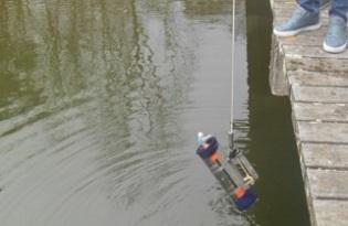 imagem do post do Técnicas de amostragem de água para análise de fitoplâncton: continuam abertas as inscrições