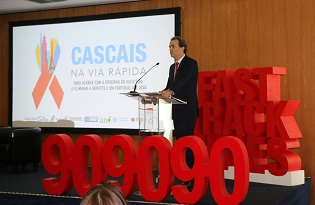 imagem do post do Instituto Ricardo Jorge participa em sessão de apresentação da estratégia de Cascais para combater epidemia VIH e SIDA