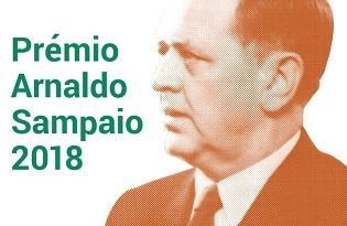 imagem do post do Prémio Arnaldo Sampaio 2018: candidaturas até 21 de setembro