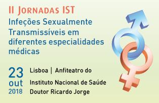 imagem do post do Instituto Ricardo Jorge promove jornadas sobre infeções sexualmente transmissíveis em diferentes especialidades médicas