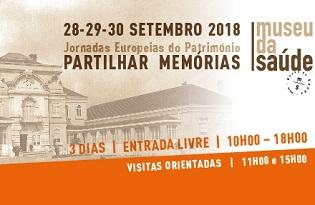 imagem do post do Museu da Saúde abre portas durante três dias para assinalar Jornadas Europeias do Património