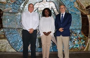 imagem do post do Coordenadora de projetos de saúde financiados pelo Banco Mundial visita Instituto Ricardo Jorge