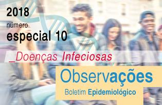 imagem do post do Boletim Epidemiológico Observações – Especial 10 Doenças Infeciosas