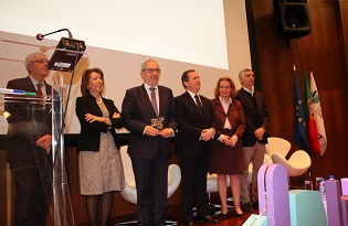 imagem do post do Instituto Ricardo Jorge distinguido por colaboração institucional na prevenção e deteção precoce do VIH
