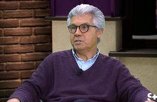 """imagem do post do João Lavinha em entrevista ao programa """"Raio X"""" do canal de televisão S+"""