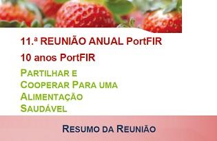 imagem do post do PortFIR – Plataforma de Informação Alimentar: resumo da reunião 2018