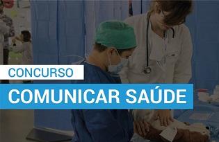 imagem do post do Concurso Comunicar Saúde: candidaturas abertas