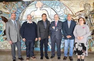 imagem do post do Vice-Presidente da Fundação Oswaldo Cruz (Fiocruz) e Diretor da Escola Nacional de Saúde Pública do Brasil visitam Instituto Ricardo Jorge