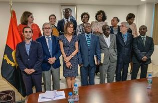 imagem do post do Instituto Ricardo Jorge integra visita técnica do Ministério da Saúde de Portugal a Angola