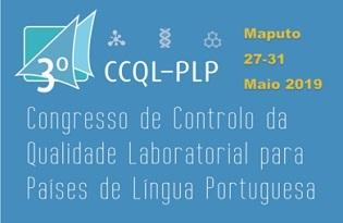 imagem do post do 3º Congresso de Controlo da Qualidade Laboratorial para Países de Língua Portuguesa