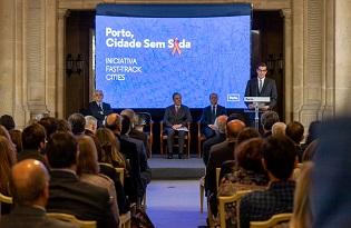 """imagem do post do Instituto Ricardo Jorge integra consórcio """"Porto, Cidade sem Sida"""" até 2020"""