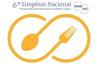 """imagem do post do 6º Simpósio Nacional """"Promoção de uma Alimentação Saudável e Segura – SPASS 2019"""""""