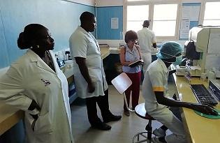 imagem do post do Instituto Ricardo Jorge participa em missão de apoio a Moçambique para reconstrução de laboratório do Hospital da Beira