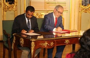 imagem do post do Instituto Ricardo Jorge e Instituto Nacional de Saúde de Moçambique estabelecem protocolo de cooperação técnica