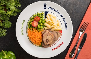 imagem do post do Instituto Ricardo Jorge colabora em estudo de avaliação do impacto da utilização de prato tripartido no comportamento alimentar