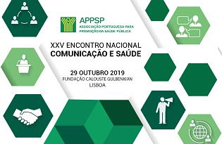 imagem do post do XXV Encontro Nacional da Associação Portuguesa para a Promoção da Saúde Pública