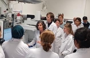 """imagem do post do Instituto Ricardo Jorge assegura formação sobre ácidos gordos """"trans"""" no Turquemenistão"""