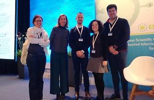 imagem do post do Instituto Ricardo Jorge presente em conferência europeia sobre epidemiologia das doenças infeciosas