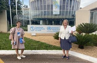 imagem do post do Instituto Ricardo Jorge integra delegação do Ministério da Saúde em visita ao Brasil