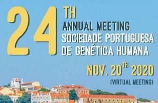 imagem do post do 24.ª Reunião Anual da Sociedade Portuguesa de Genética Humana