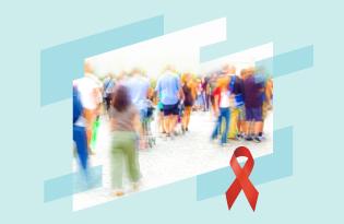 imagem do post do Relatório Infeção VIH e SIDA em Portugal – 2020
