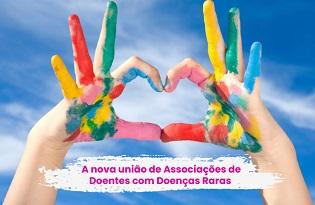 imagem do post do RD-Portugal: a nova união de associações de doentes com doenças raras